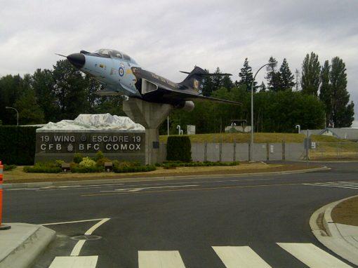 QRA F-18 Hangar – CFB Comox