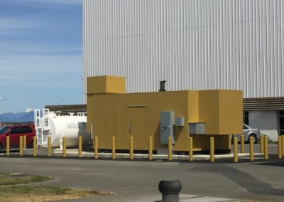 Hangar 7 – 19Wing CFB Comox